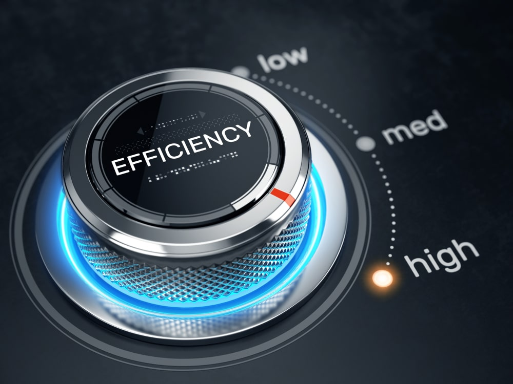 job efficiency benefits